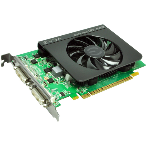 EVGA 01G-P3-1441-KR GeForce GT 440 Graphics Card - 810 MHz Core - 1 GB DDR3 SDRAM - PCI Express 2.0 x16