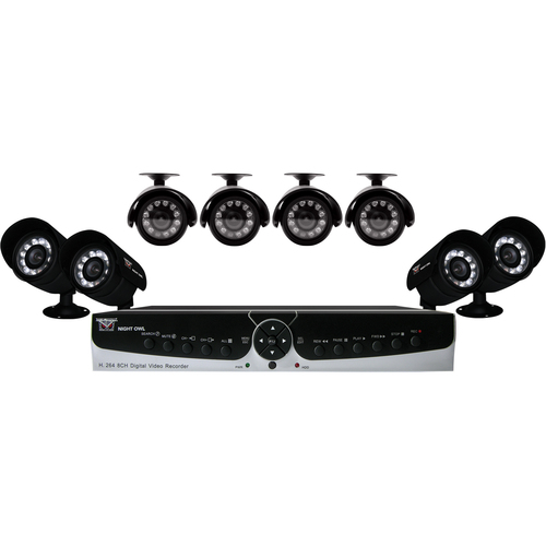 Night Owl Poseidon-85 Video Surveillance System