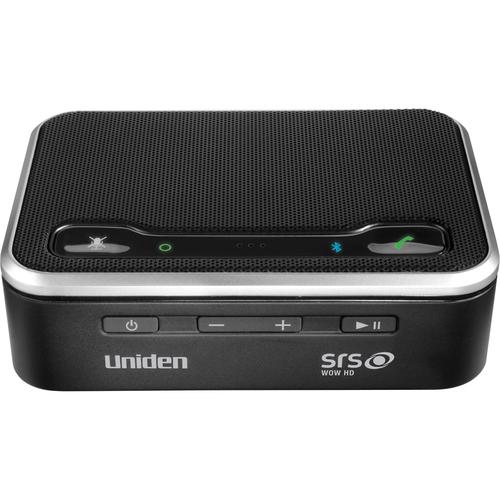 Uniden BTS200 2.0 Speaker System - 4 W RMS - Wireless Speaker(s) - Black