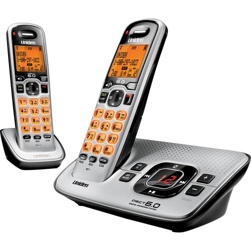 Uniden D1680-2 Standard Phone - DECT