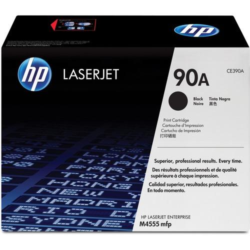 HP - TONER 90A BLACK TONER CARTRIDGE WITH SMART PRINTING TECHNOLOGY