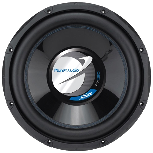Planet Audio AXIS PX10D Woofer - 400 W RMS