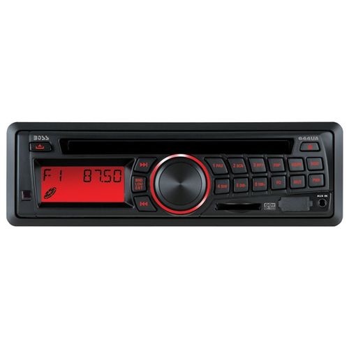 Boss Audio 644UA Car CD/MP3 Player - 240 W - Single DIN