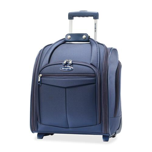 "Samsonite Silhouette 12 Travel/Luggage Case (Tote) for 15"" Travel Essential, Notebook - Sapphire"