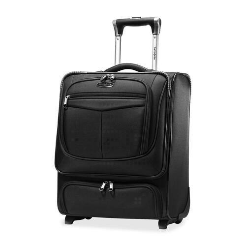 "Samsonite Silhouette 12 Travel/Luggage Case for 15.6"" Travel Essential, Notebook - Black"