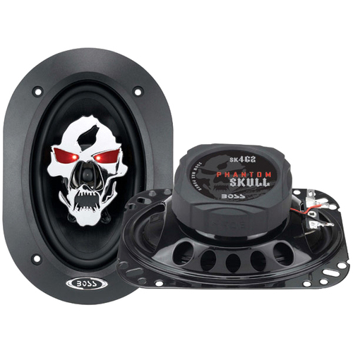 Boss Audio PHANTOM SKULL SK462 Speaker
