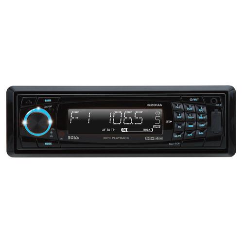 Boss Audio 620UA Car Flash Audio Player - 200 W - Single DIN