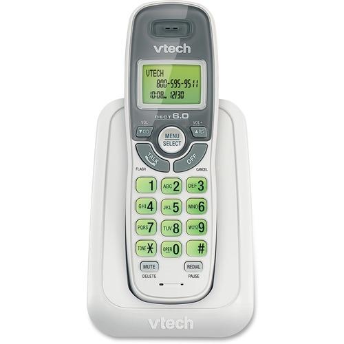 VTech CS6114 DECT Cordless Phone - White