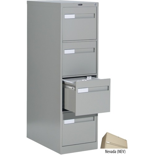 Global 2600 Plus Vertical File Cabinet