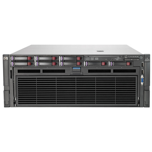 HP ProLiant DL585 G7 633964-001 4U Rack Entry-level Server - 4 x Opteron 6180 SE 2.5GHz
