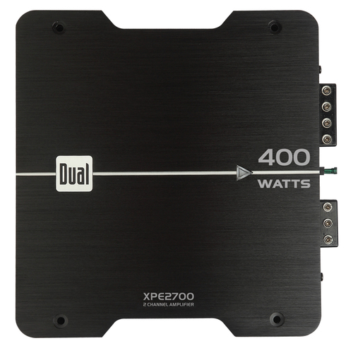 Dual XPE2700 Car Amplifier - 50 W RMS - 2 Channel - Class AB