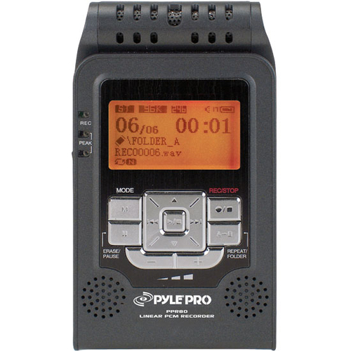 PylePro PPR80 2GB Digital Voice Recorder