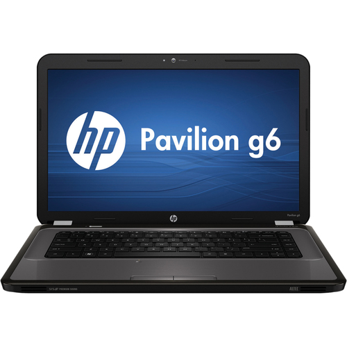 "HP Pavilion g6-1a00 g6-1a50us LH612UA 15.6"" LED Notebook - Athlon II P360 2.3GHz - Charcoal"