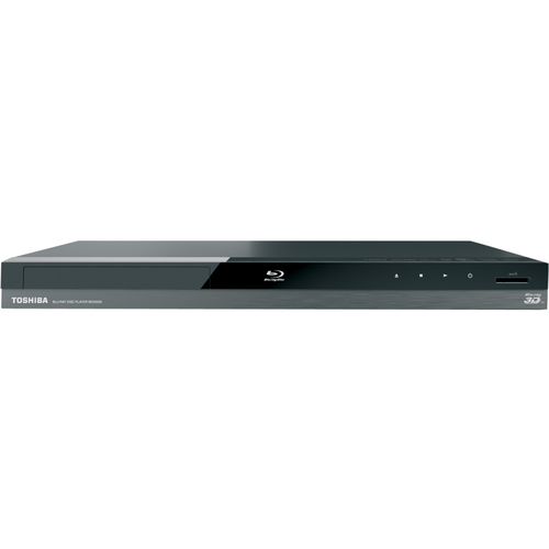 Toshiba BDX5200Blu-ray Disc Player - 1 Disc(s) - Dolby Digital, Dolby TrueHD, DTS HD, DTS, Dolby Digital Plus