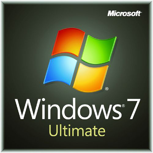 Microsoft Windows 7 Ultimate With Service Pack 1 64-bit - License and Media - 1 PC