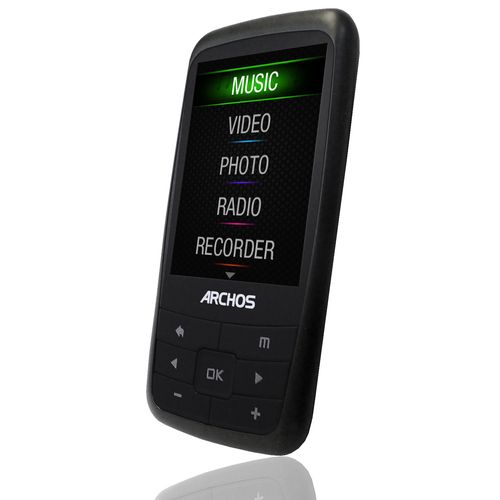 Archos 501720 4 GB Flash Portable Media Player