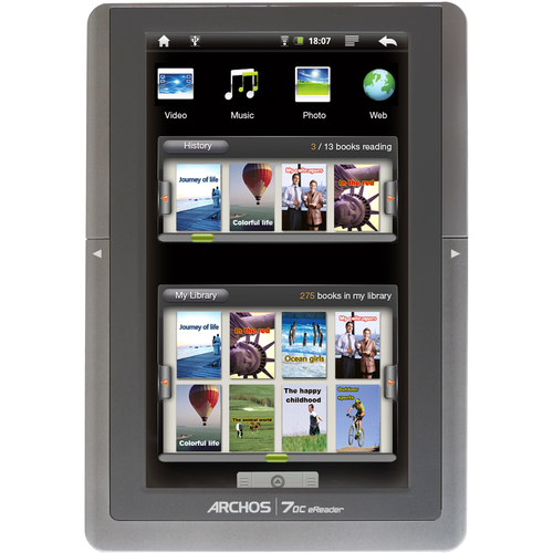 Archos 70c eReader Digital Text Reader