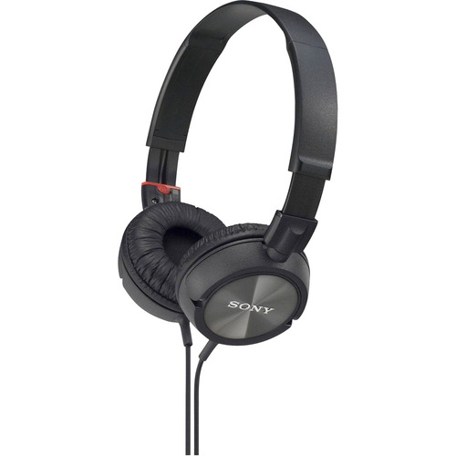 Sony MDR-ZX300 Headphone - Stereo - Black - Mini-phone