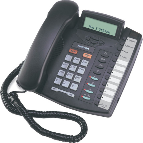 Mitel Networks 9143i IP Phone - Wired - Desktop, Wall Mountable