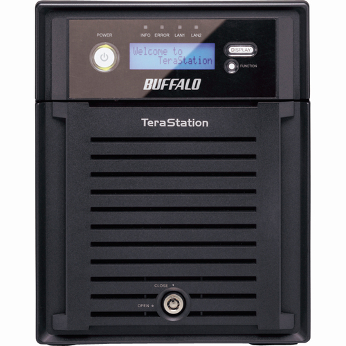 Buffalo TeraStation Pro TS-QVHL/R6 Network Storage Server
