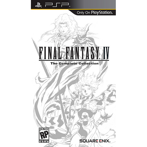 Square Enix FINAL FANTASY IV: The Complete Collection