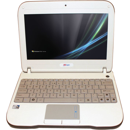"M&A Technology Companion MACMPC558017 10.1"" Netbook - Intel Atom N455 1.66 GHz"