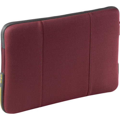 "Targus Impax TSS20701US Carrying Case (Sleeve) for 14.1"" Notebook - Red, Gray"