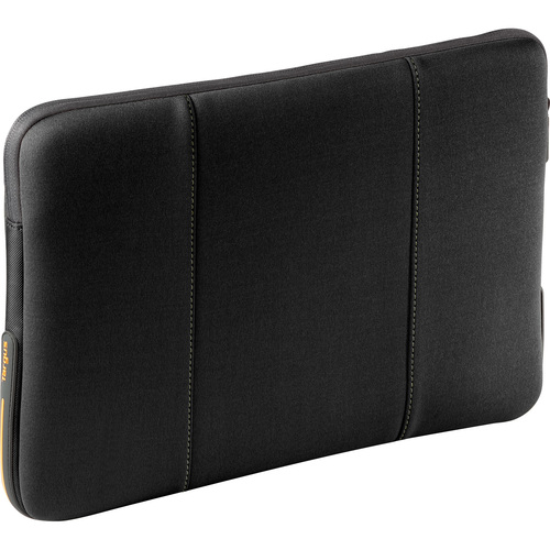"Targus Impax TSS207US Carrying Case (Sleeve) for 14.1"" Notebook - Black, Yellow, Gray"