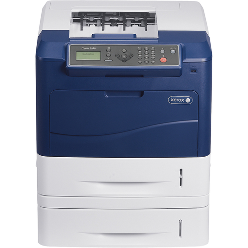 Xerox Phaser 4620DT Laser Printer - Monochrome - Plain Paper Print - Desktop