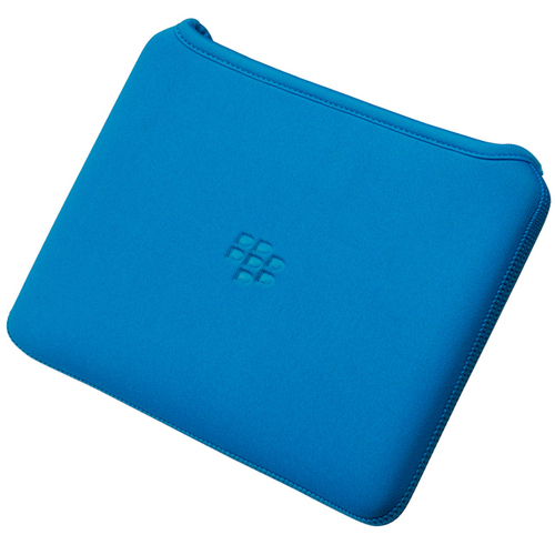 Blackberry Carrying Case (Sleeve) for Tablet PC - Sky Blue