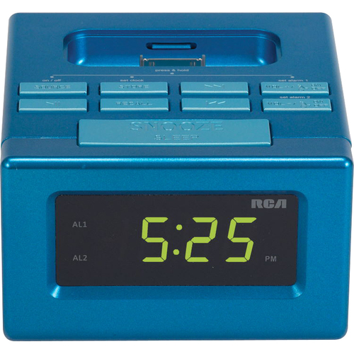 Audiovox RC130IBL Desktop Clock Radio