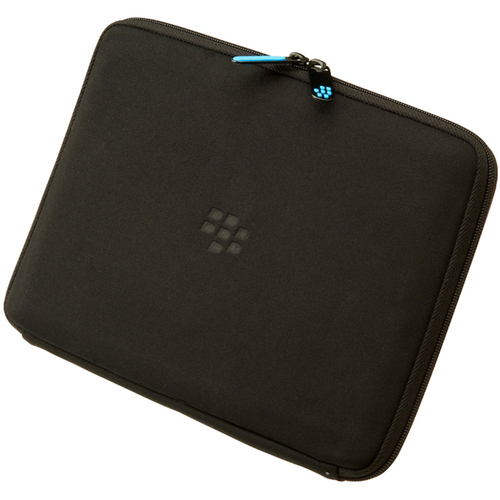 Blackberry ACC-39318-305 Carrying Case (Sleeve) for Tablet PC - Black, Blue