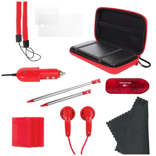 dreamGEAR DG3DS-4212 Gaming Accessory Kit