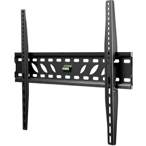 Telehook TH-3060-UF TV low profile wall fixed mount universal VESA with security feature black