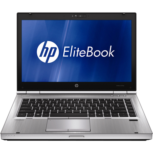"HP EliteBook 8460p 14"" LED - Core i5 2.5GHz - 2 GB RAM - 320 GB HDD - DVD-Writer - 64-bit Windows 7 Pro Laptop"