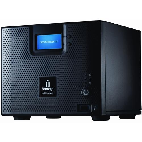 Iomega StorCenter ix4-200d Network Storage Server