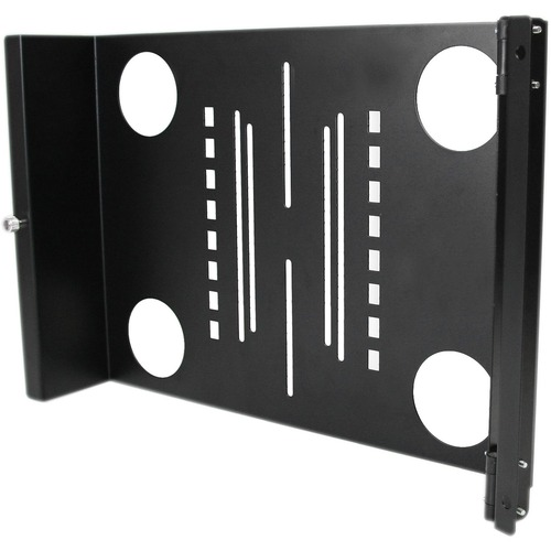 StarTech.com Universal Swivel VESA LCD Mounting Bracket for 19in Rack or Cabinet