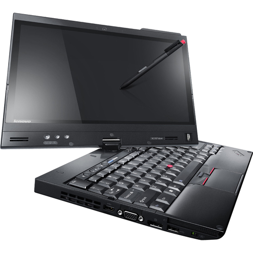 "Lenovo ThinkPad X220 429934U 12.5"" LED Tablet PC - Core i7 i7-2620M 2.7GHz - Black"