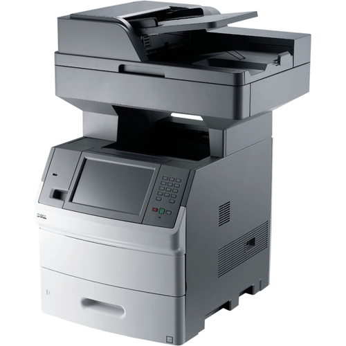Dell 5535DN 55 ppm 1200 x 200 dpi Duplex Network Monochrome Laser Multifunction Printer