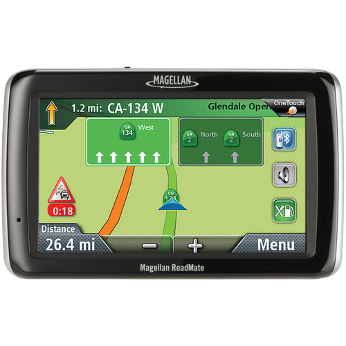 Mitac International RoadMate 3055-MU Automobile Portable GPS Navigator