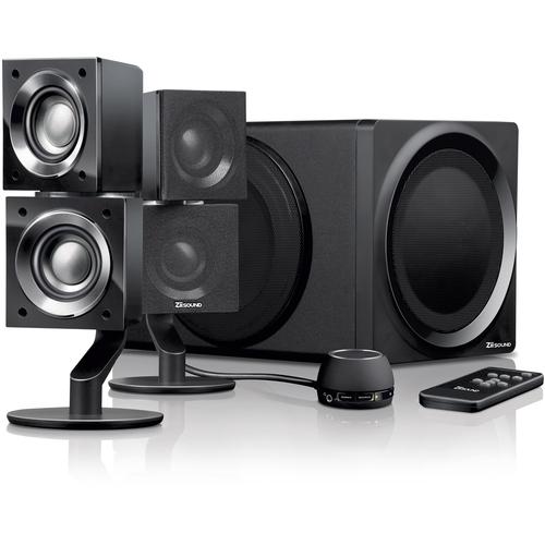 Creative ZiiSound T6 2.1 Speaker System - Wireless Speaker(s)