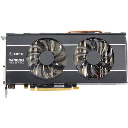 XFX HD-679X-ZDFC Radeon HD 6790 Graphics Card - 840000 MHz Core - 1 GB DDR5 SDRAM - PCI Express 2.1 x16