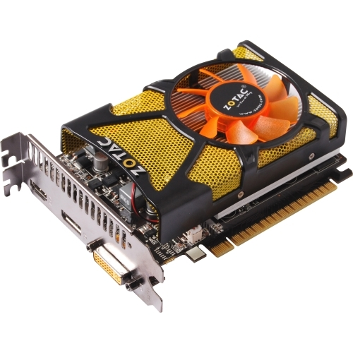 Zotac ZT-40703-10L GeForce GT 440 Graphics Card - 810 MHz Core - 1 GB DDR3 SDRAM - PCI Express 2.0 x16