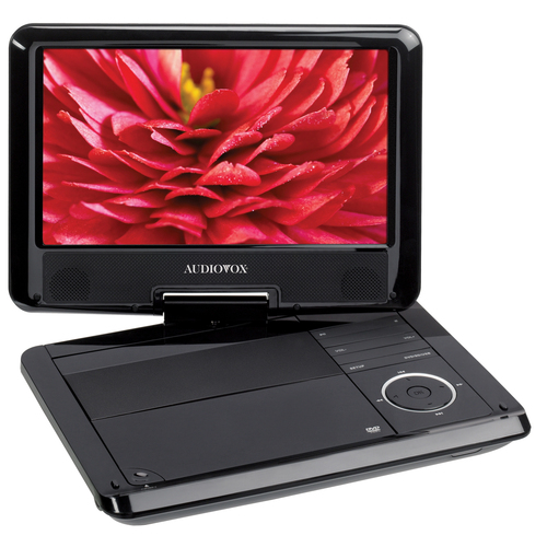 Audiovox DS9341 Portable DVD Player
