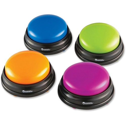 Learning Res. Answer Buzzers Set | by Plexsupply
