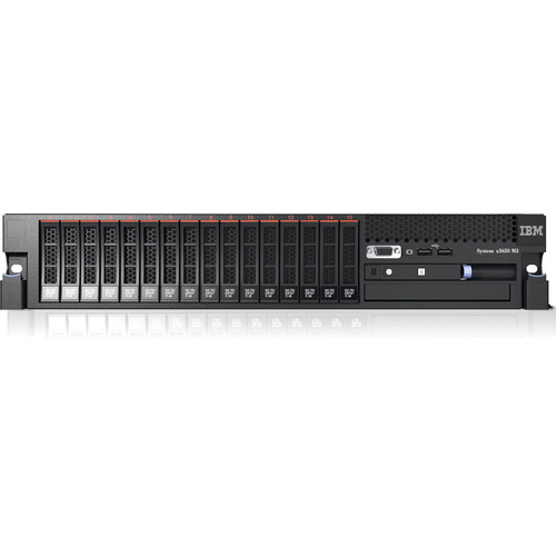 IBM System x 7945E8U 2U Rack Entry-level Server - 1 x Xeon E5649 2.53 GHz