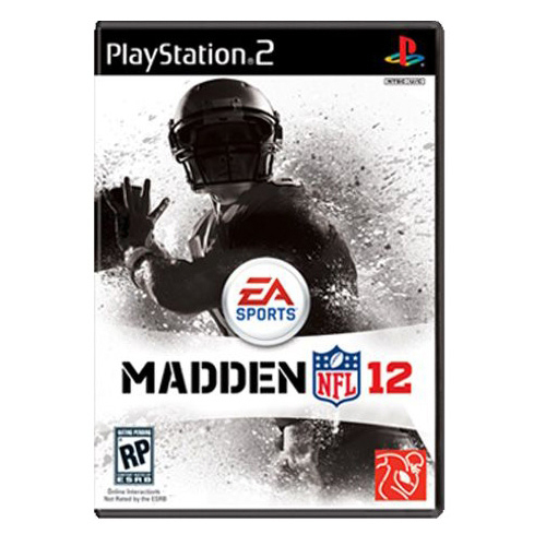 Electronic Arts Madden NFL 12