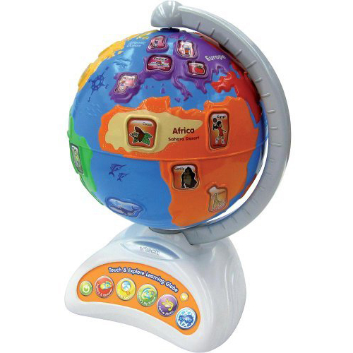 Vtech Preschool Adventure Learning Globe