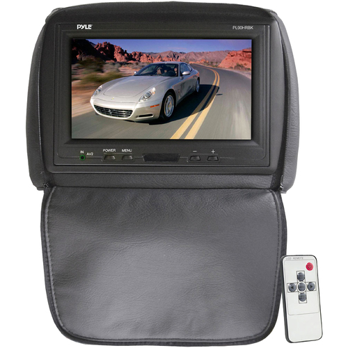 "Pyle PL90HRBK 9"" Active Matrix TFT LCD Car Display - Black"