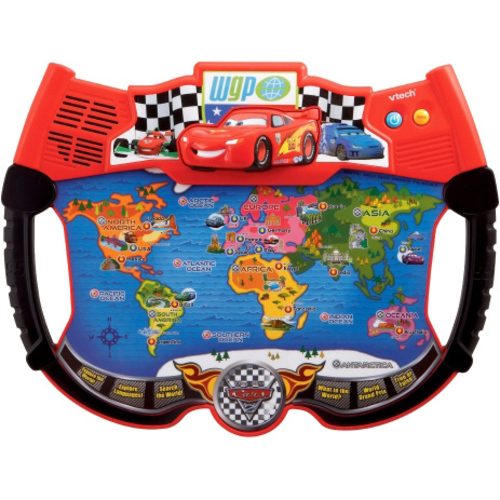 Vtech Disney Pixar Cars 2 - McQueen Learning Atlas